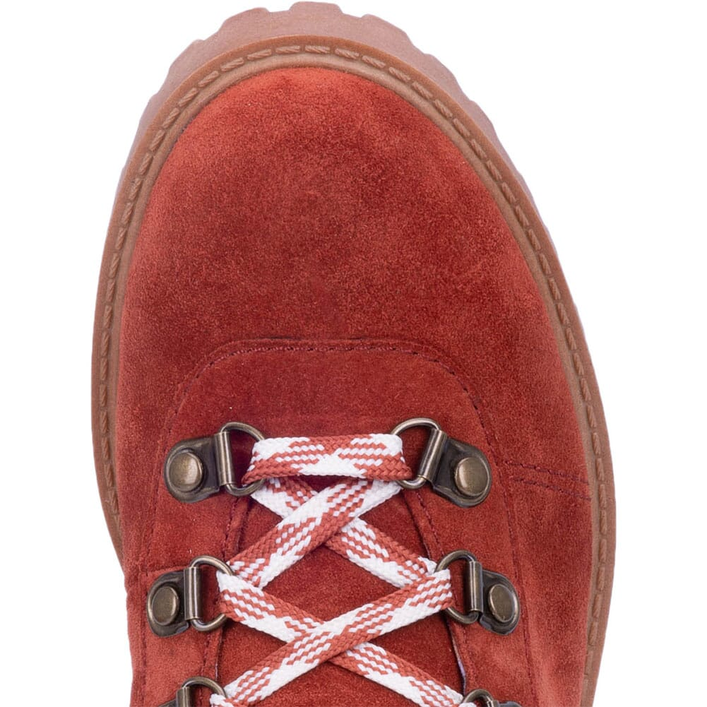 Dingo Women's Telluride Casual Boots - Rust