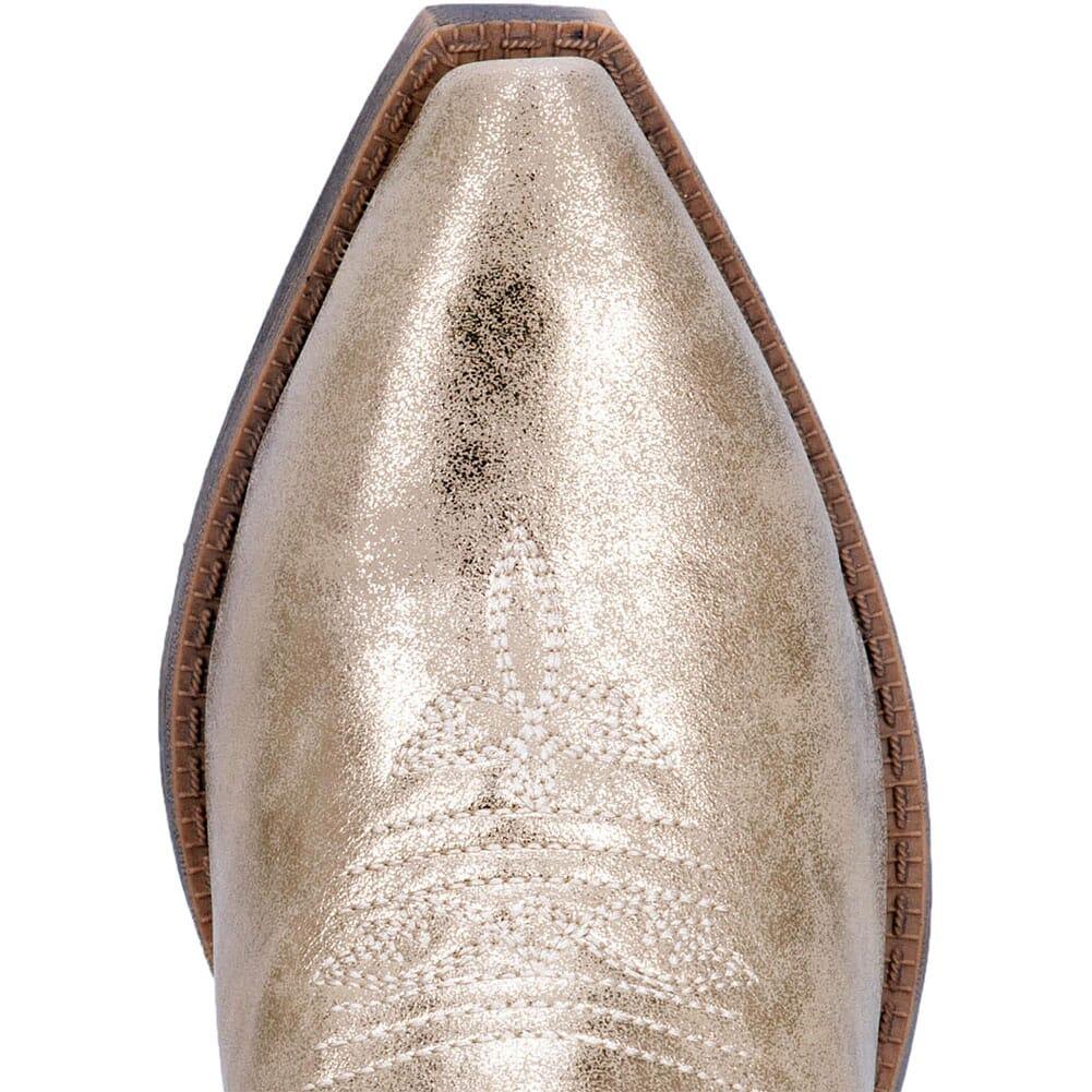 Dingo Women's Kyla Western Boots - Gold