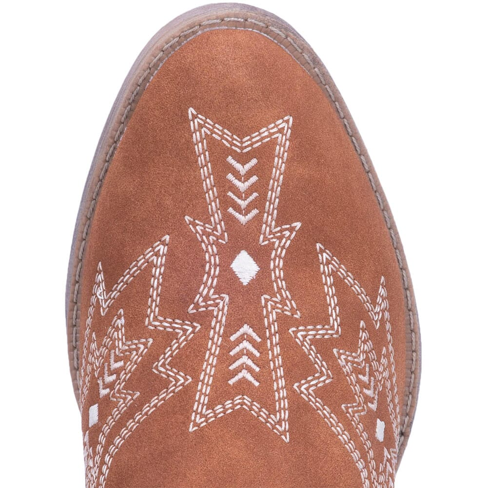 Dingo Women's Rosalin Western Boots - Tan