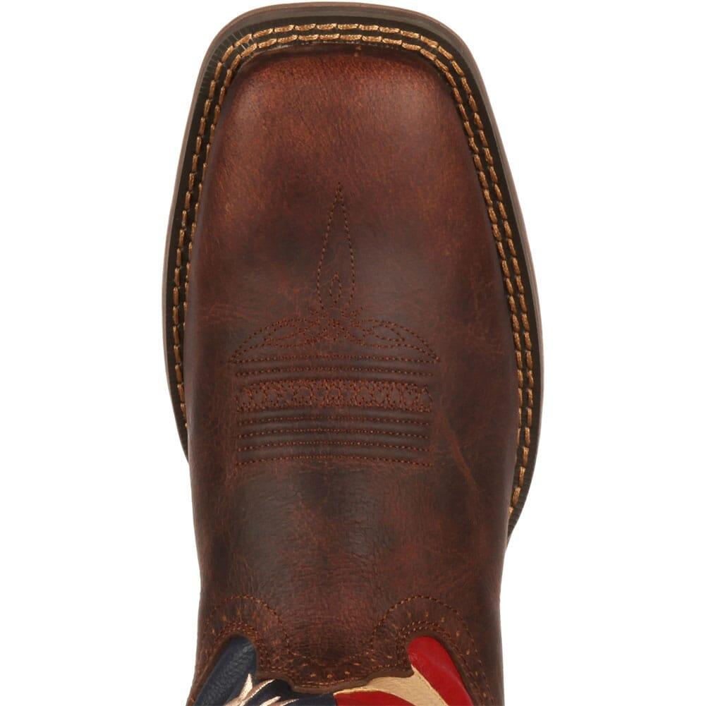 Durango Men's Patriotic Western Boots - Brown