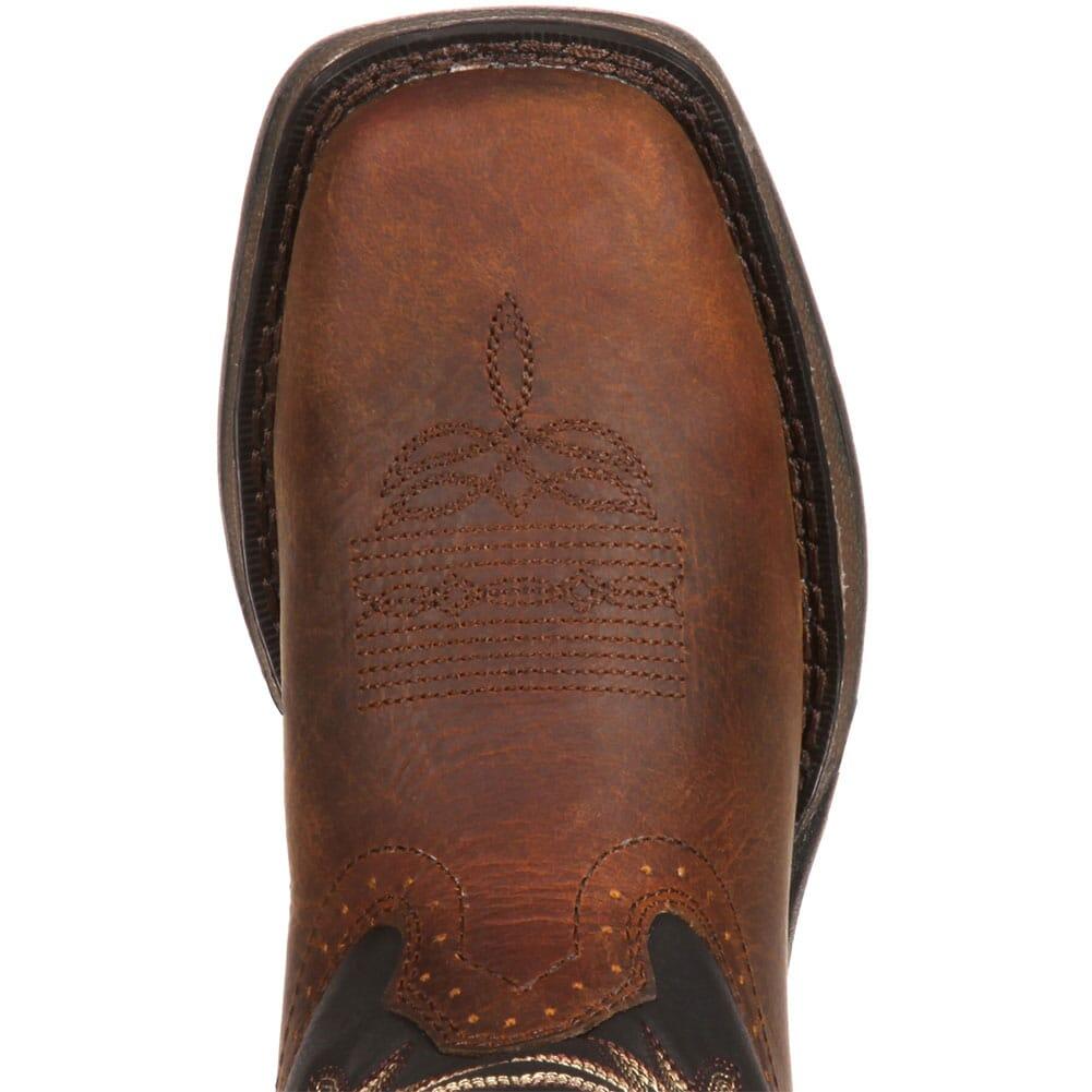 Lil' Durango Big Kid Western Boots -  Tan/Black