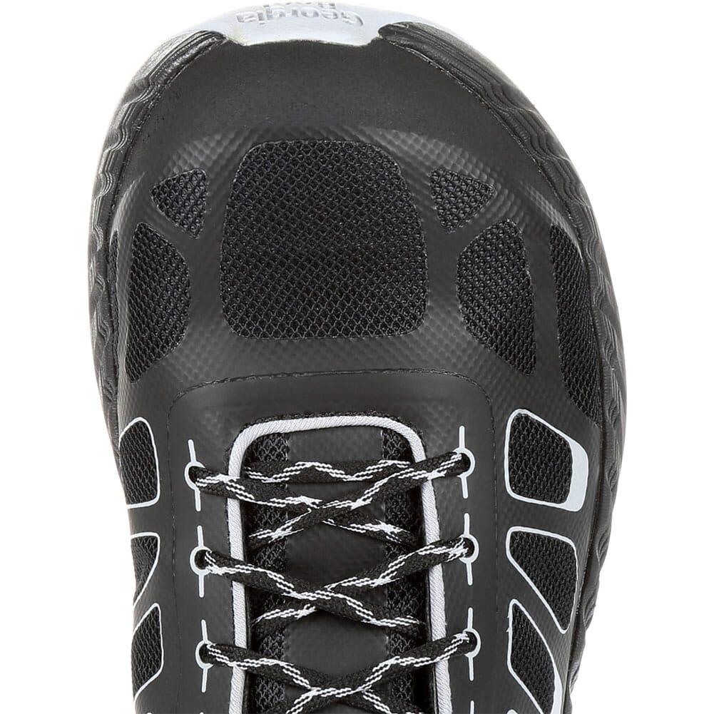 Georgia Men's Reflx Athletic Hi-Top Safety Boots - Black/Grey