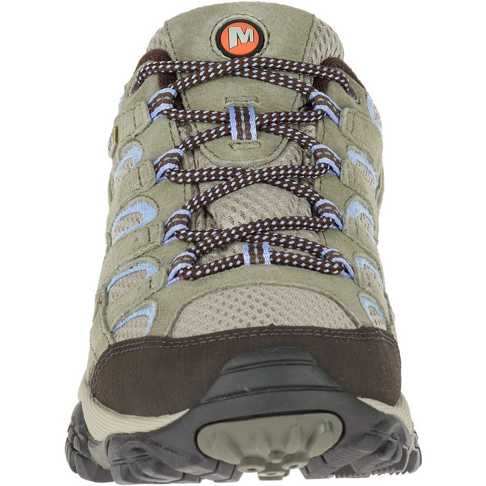 06030 Merrell Women's Moab 2 WP Mid Hiking Shoes - Dusty Olive