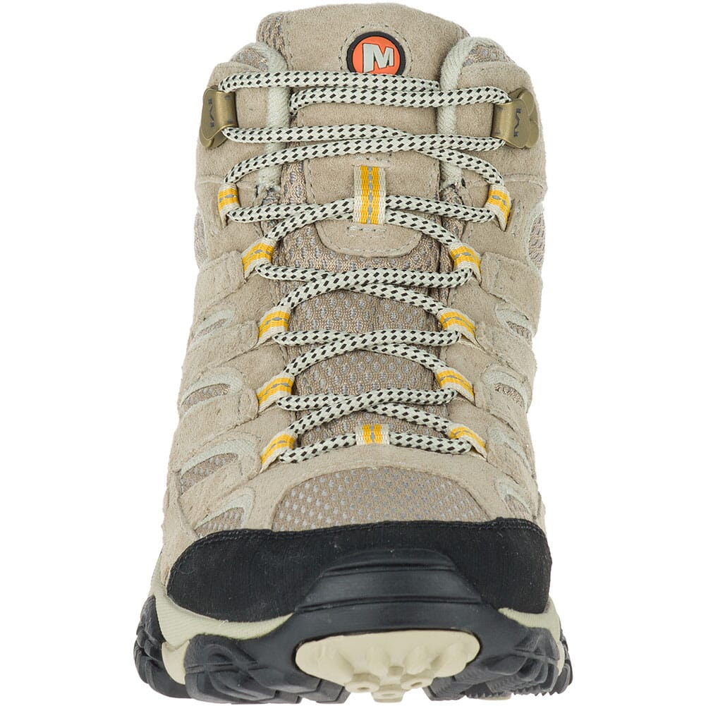 Merrell Women's Moab 2 Mid Ventilator Wide Hiking Boots - Taupe