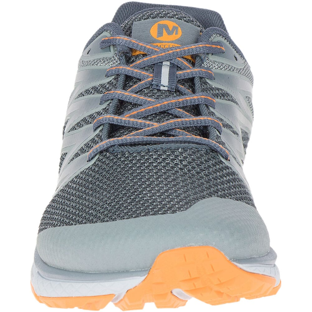 Merrell Men's Bare Access XTR Hiking Shoes - Monument/Flame
