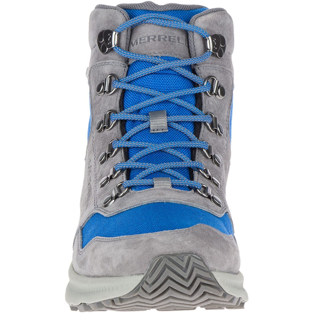 Merrell Men's Ontario 85 Mid WP Hiking Boots - Imperial