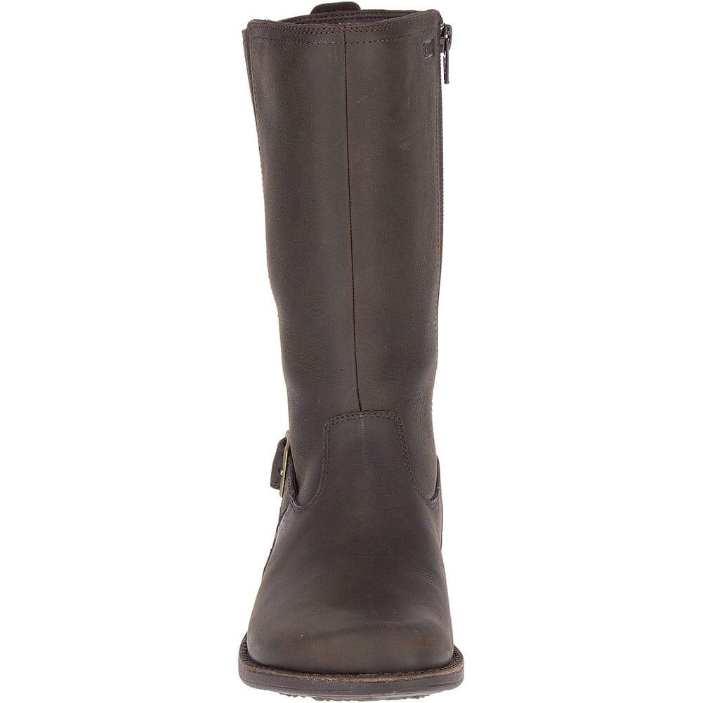 Merrell Women's Andover Peak WP Casual Boots - Espresso