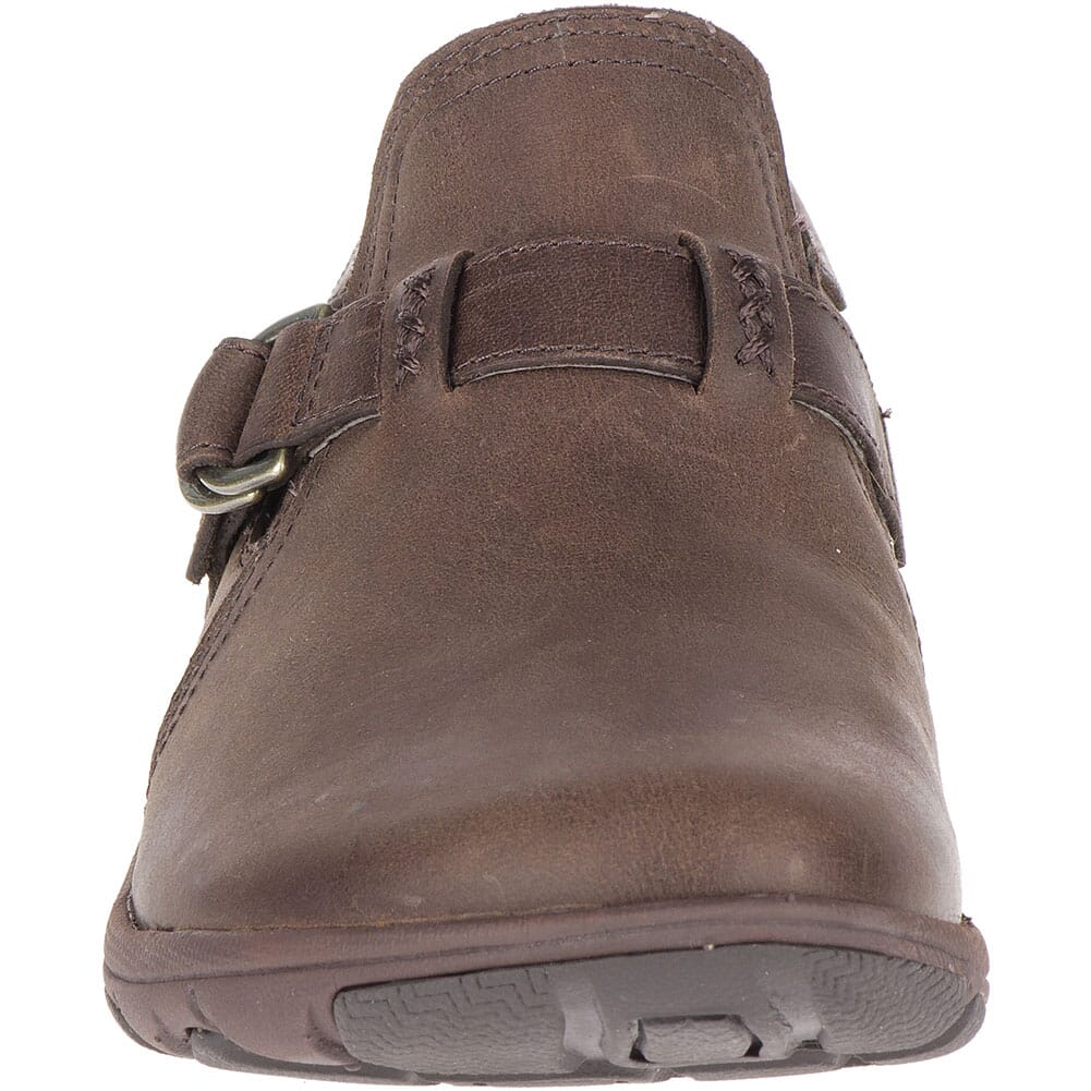 Merrell Women's Dassie Stitch Buckle Casual Shoes - Espresso