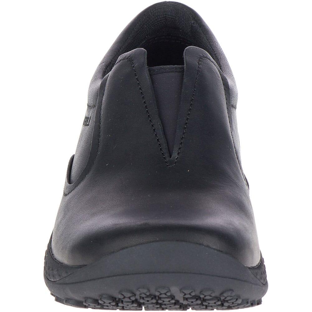 Merrell Women's Encore Moc Q2 Pro Work Shoes - Black