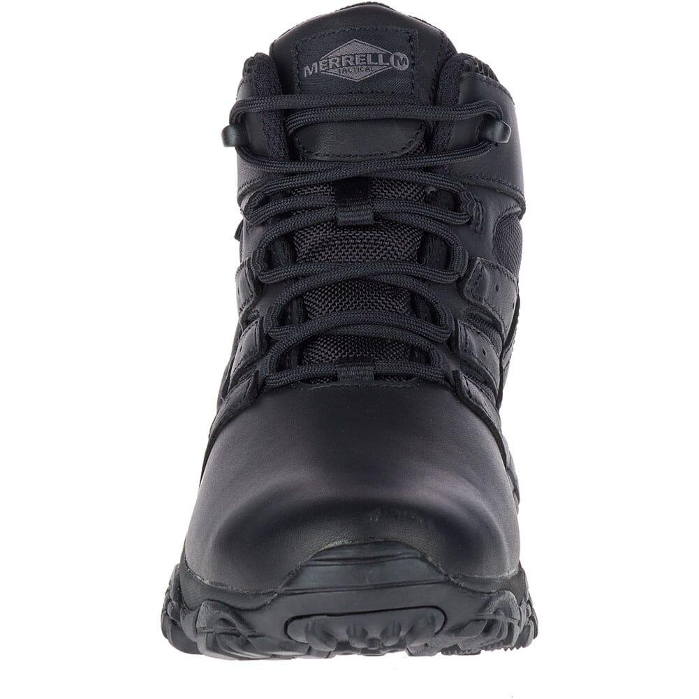 Merrell Women's Moab 2 Tactical Response WP Uniform Boots - Black