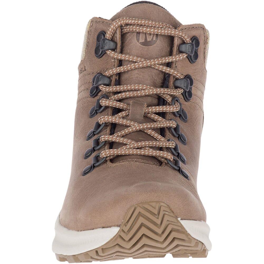 Merrell Women's Ontario Mid Hiking Boots - Otter
