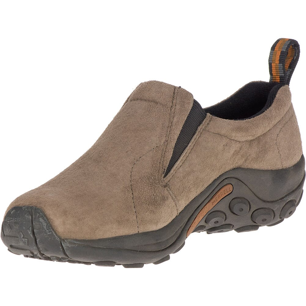 Merrell Women's Jungle Moc Casual Shoes - Gunsmoke