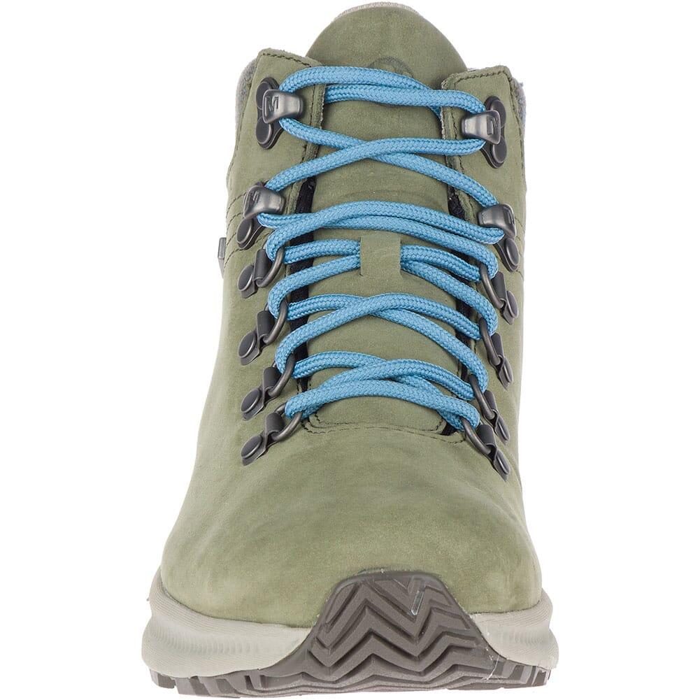 Merrell Women's Ontario Mid WP Hiking Boots - Lichen