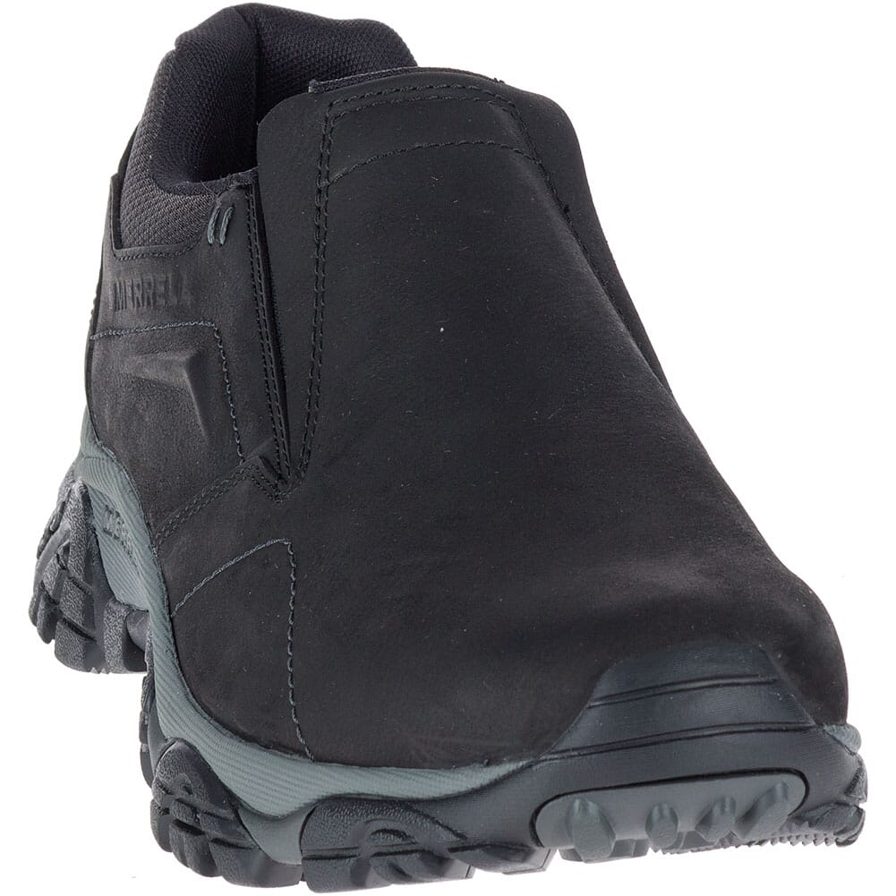 Merrell Men's Moab Adventure Moc WP Hiking Boots - Black