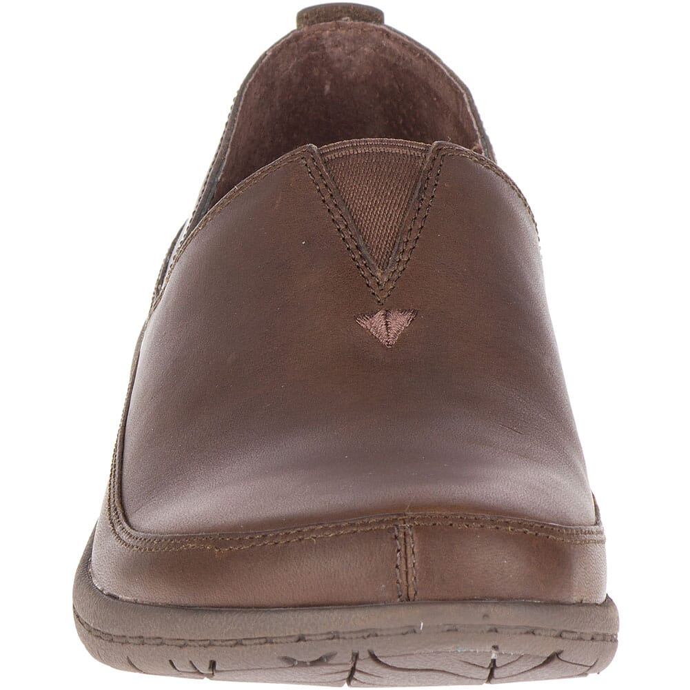 Merrell Women's Encore Kassie Moc Casual Shoes - Dark Earth