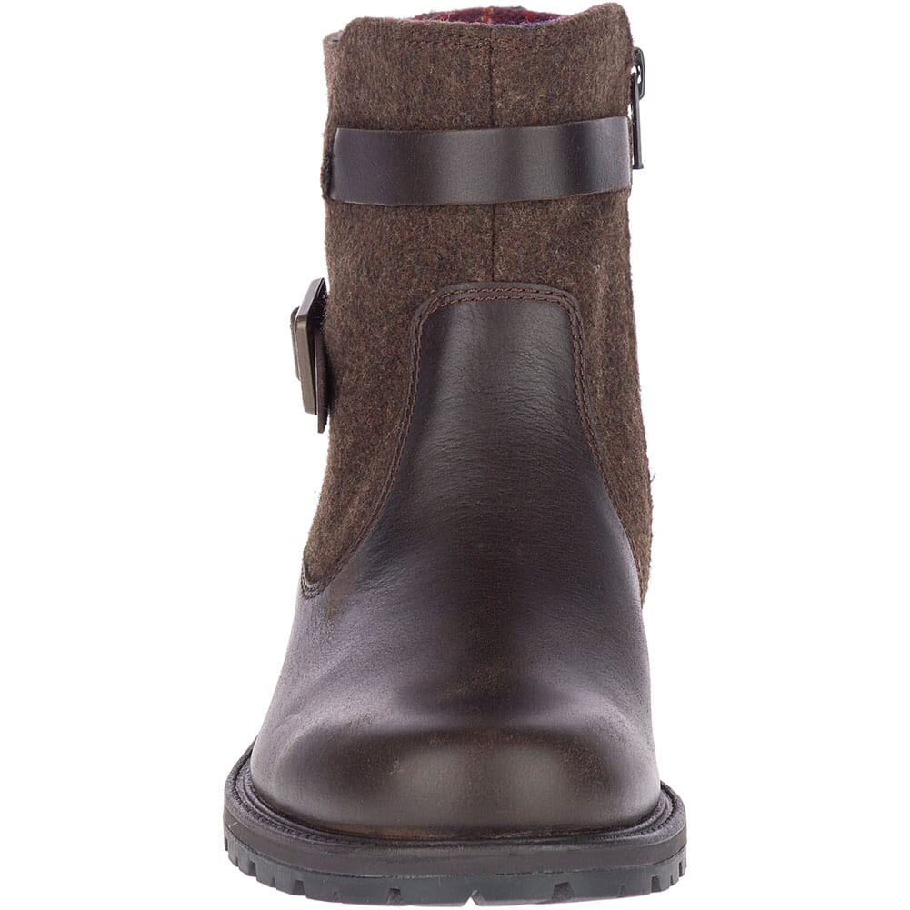 Merrell Women's Legacy Buckle WP Casual Boots - Bracken
