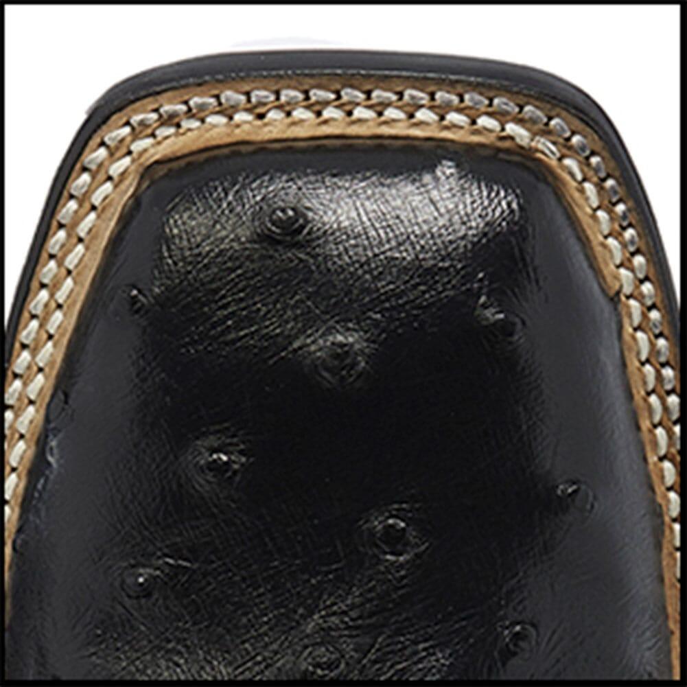 Justin Men's Truman Western Boots - Black