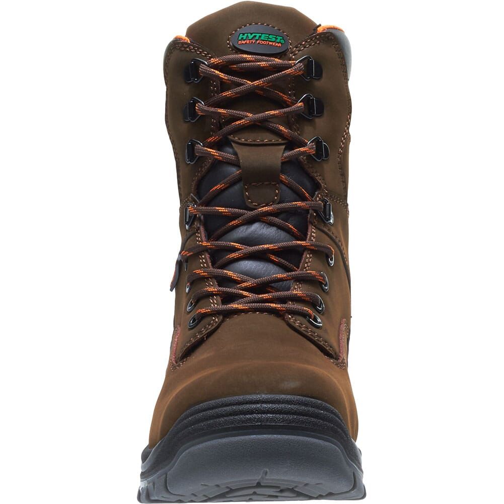 Hytest Men's Knox Direct Attach Safety Boots - Brown