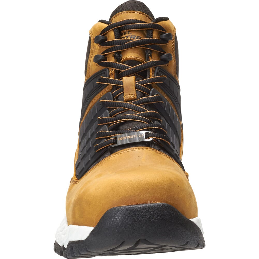 Hytest Men's Footrests 2.0 Tread Safety Boots - Tan