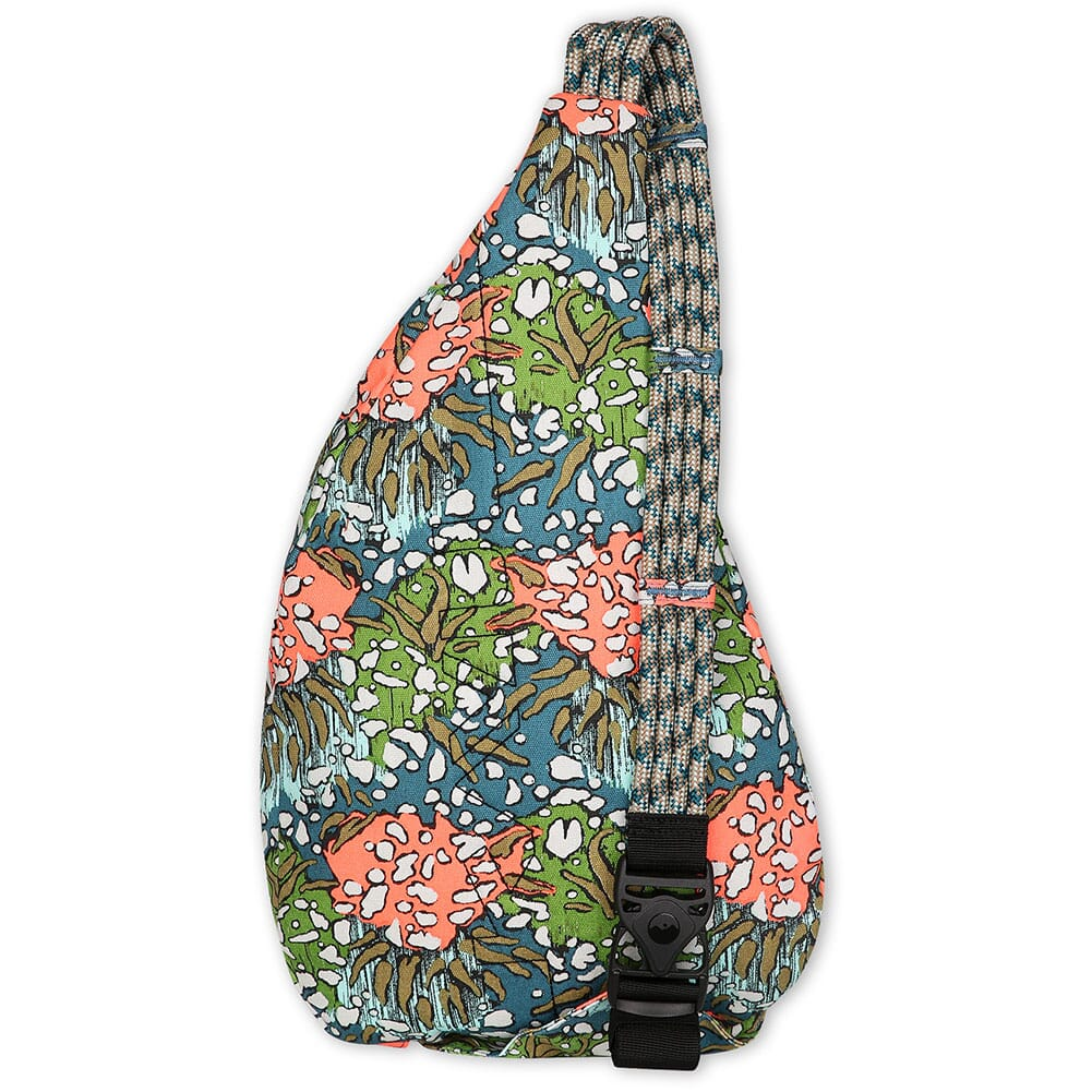 923-1401 Kavu Women's Rope Bag - Floral Flare