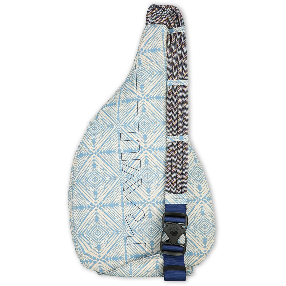 9306-1426 Kavu Women's Rope Sling Bag - Slate Batik