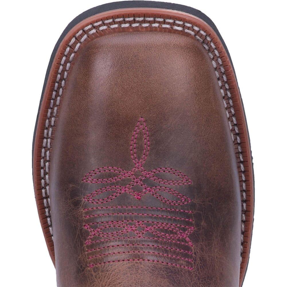 Laredo Women's Lola Western Boots - Tan/Purple