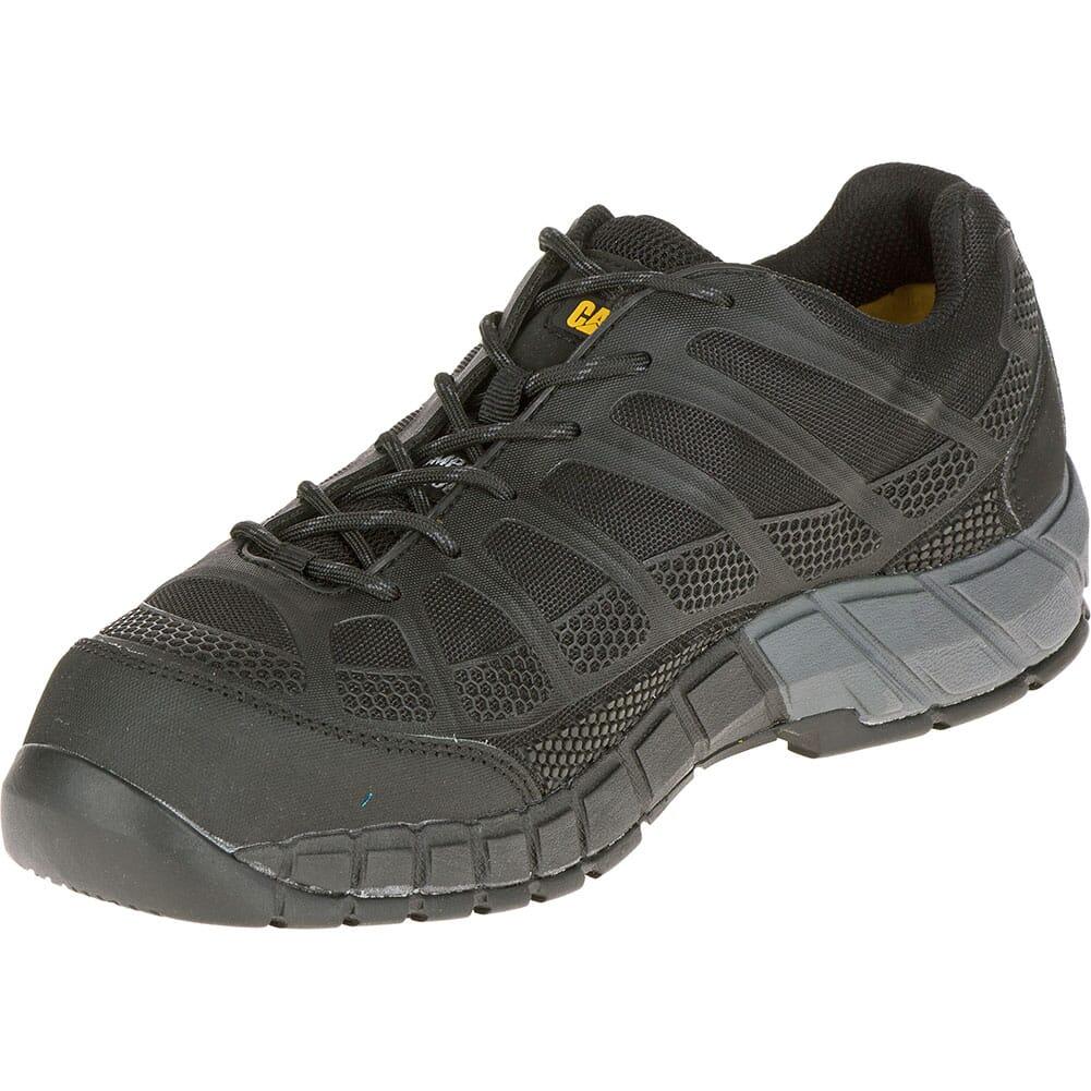Caterpillar Men's Streamline Safety Shoes - Black