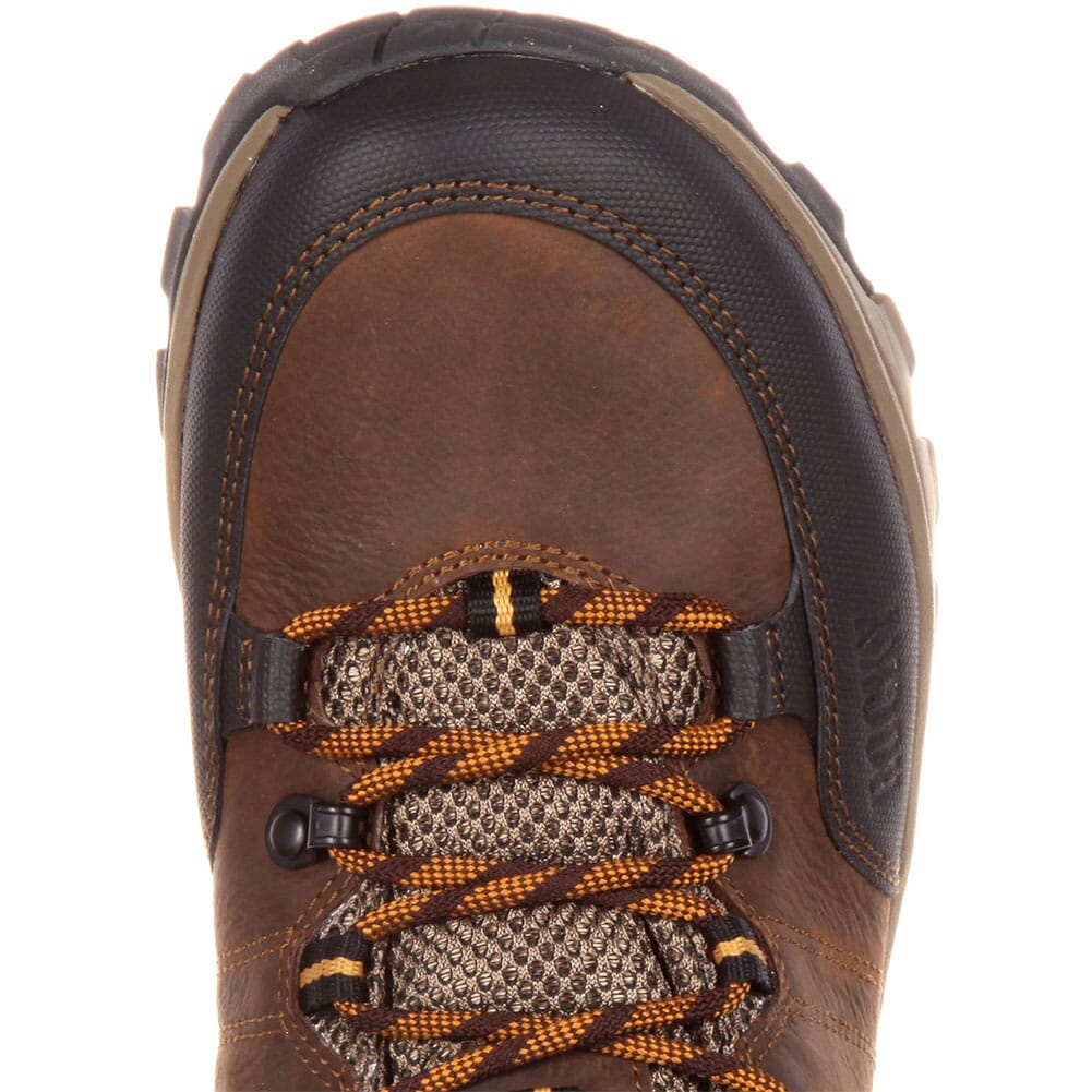 Rocky Men's Endeavor Point Hiking Boots - Brown
