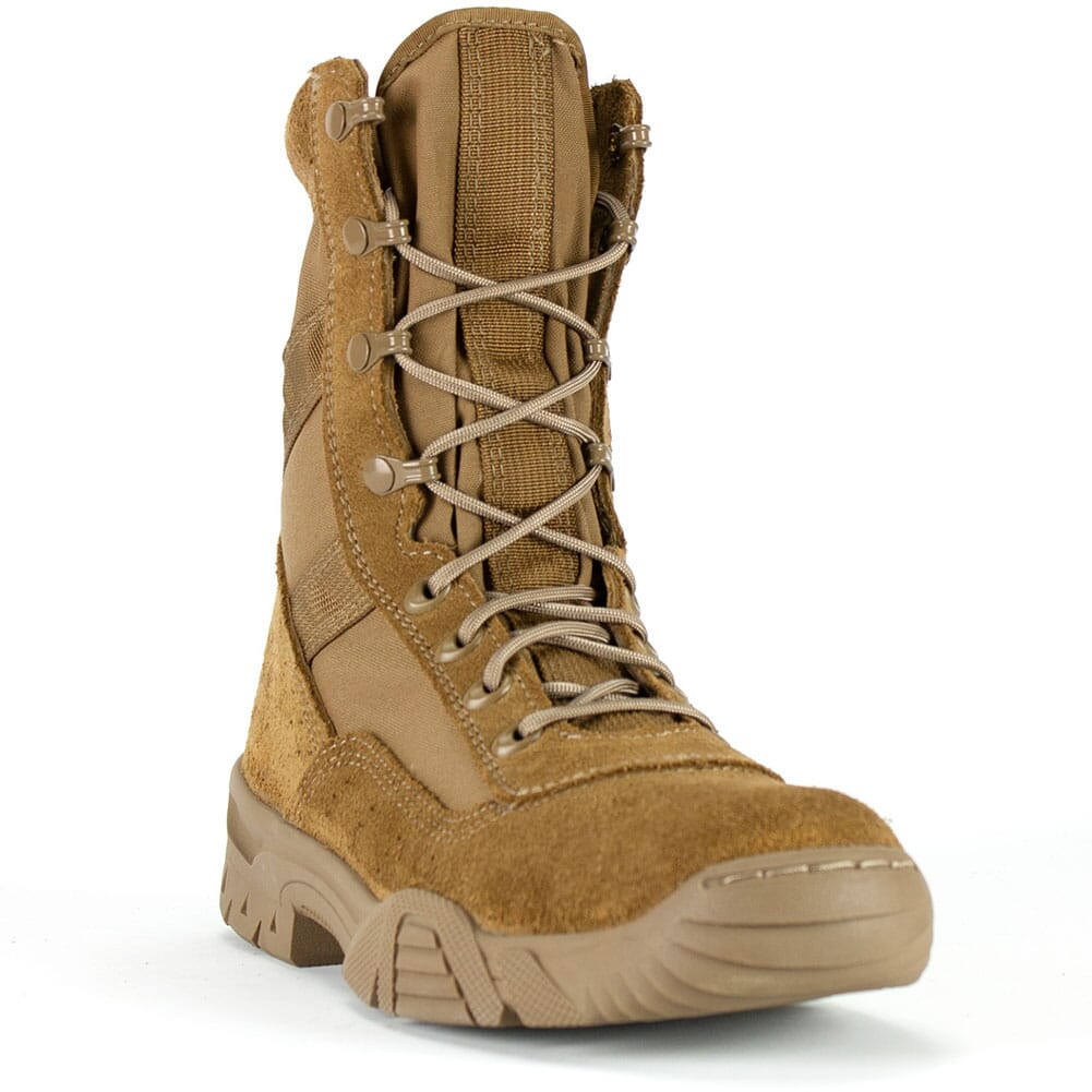 Thorogood Men's Saw Military Boots - Coyote Mohave