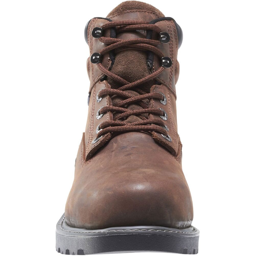 Wolverine Women's Floorhand Safety Boots - Brown