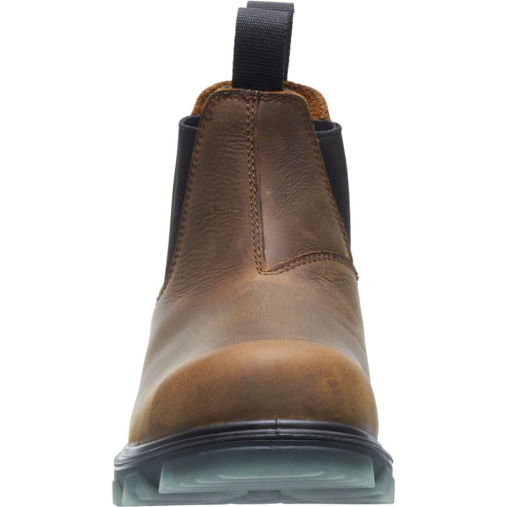 Wolverine Men's I-90 Romeo Safety Boots - Sudan Brown