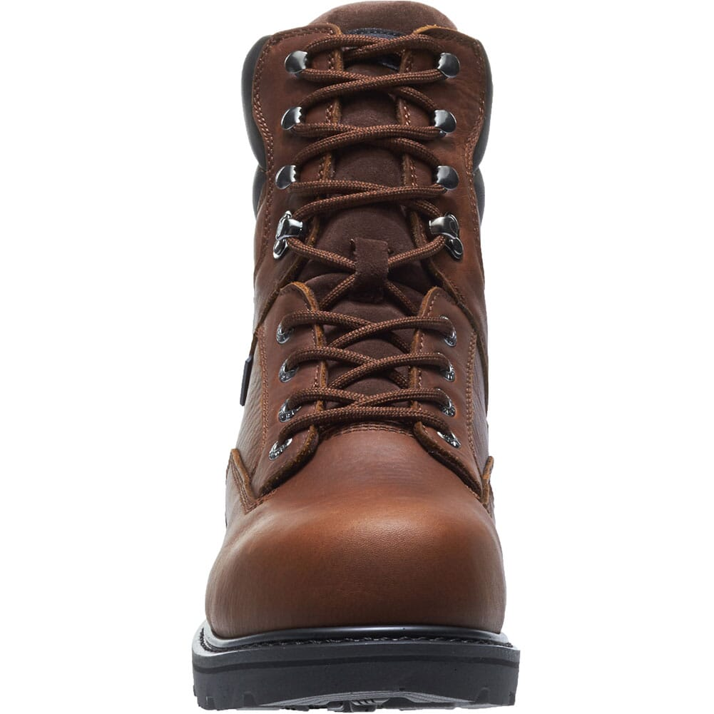 Wolverine Men's Farmhand WP Work Boots - Rust