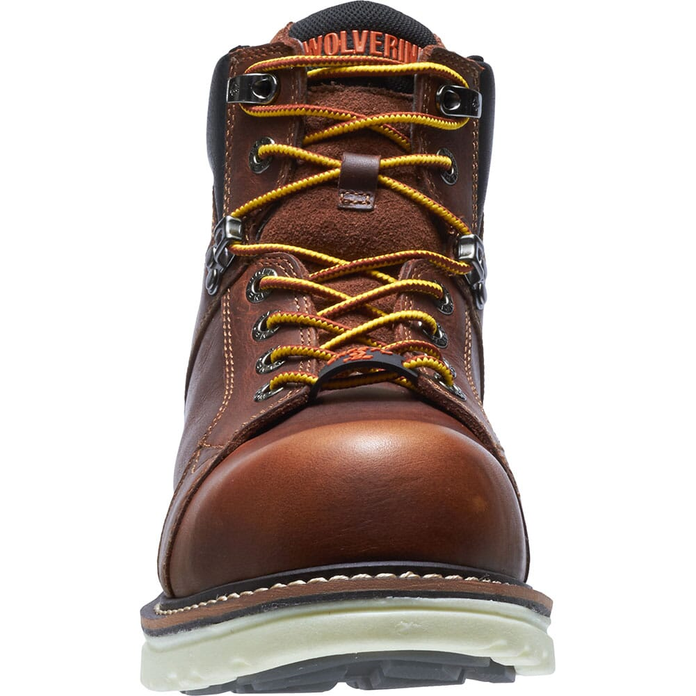Wolverine Men's I-90 Carbonmax Safety Boots - Brown