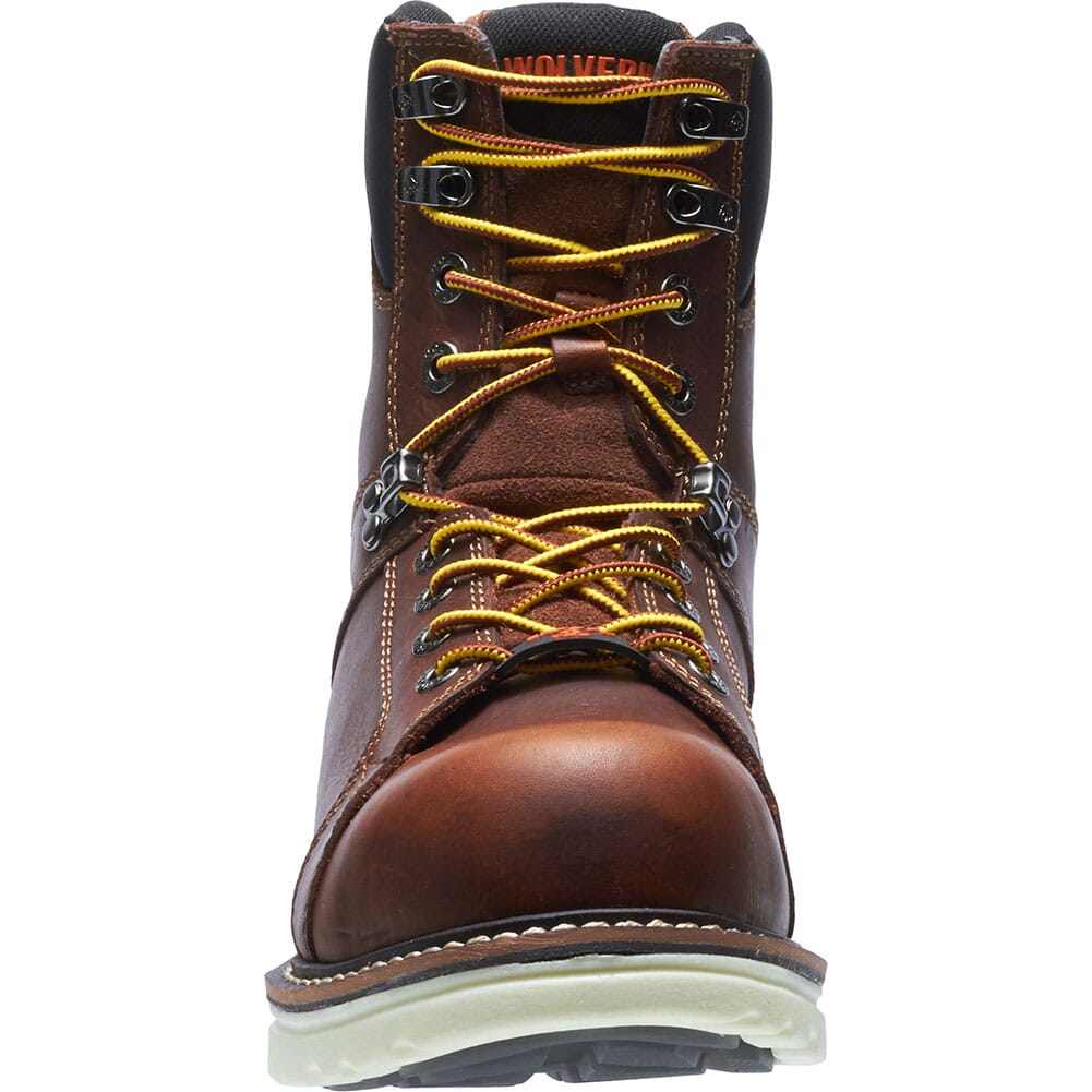 Wolverine Men's I-90 Durashocks Safety Boots - Brown