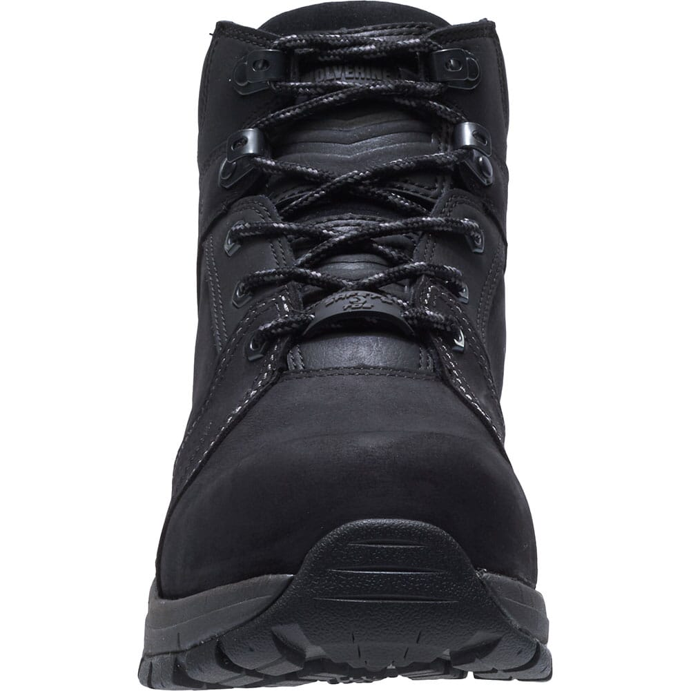 Wolverine Men's Contractor LX EPX Safety Boots - Black