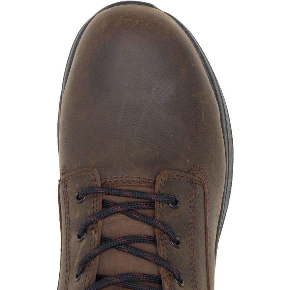 W201211 Wolverine Men's Logan ESD Safety Boots - Brown