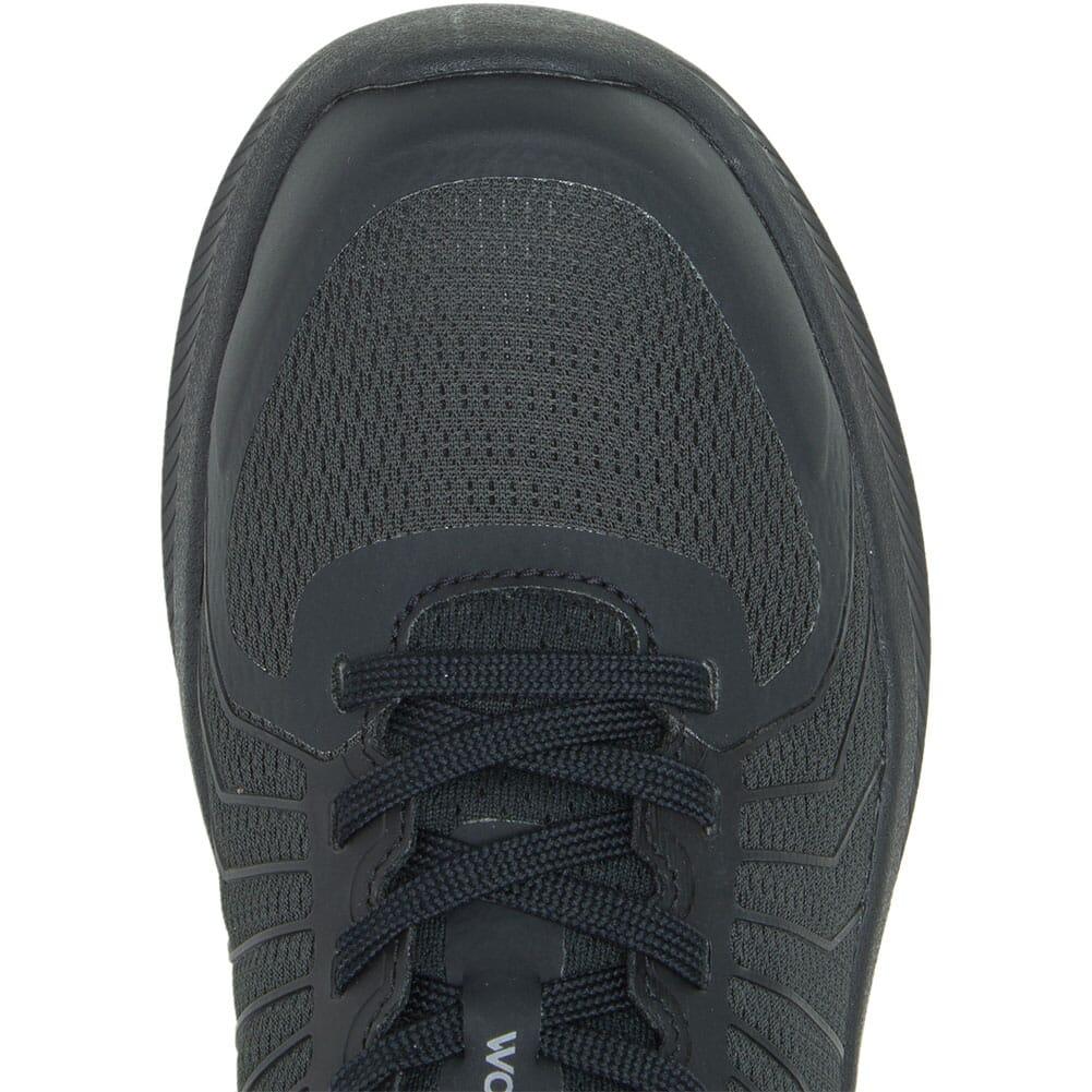 W211067 Wolverine Men's Bolt Vent Safety Shoes - Black/Black