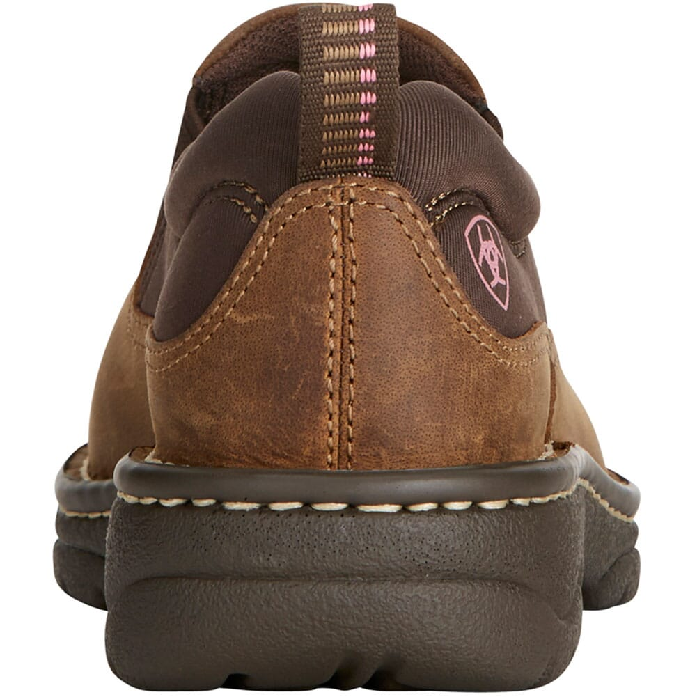 10020171 Ariat Women's Traverse Casual Shoes - Distressed Brown