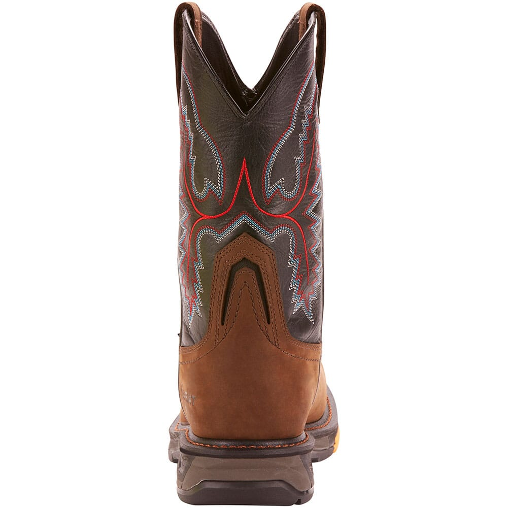 Ariat Men's WorkHog XT WP Work Boots - Oily Distressed Brown