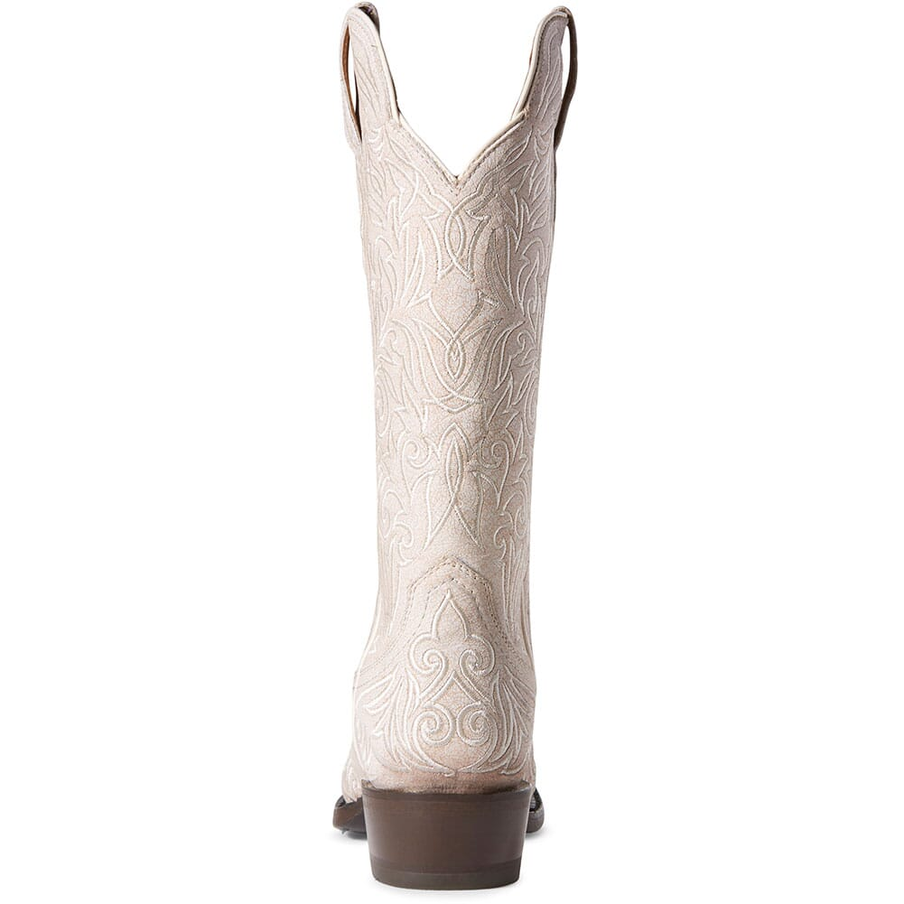 Ariat Women's Sterling Western Boots - Crackled White
