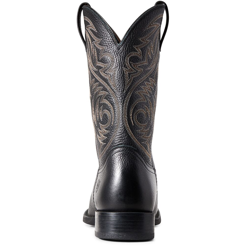 Ariat Men's Cowhand Western Boots - Tobacco Toffee