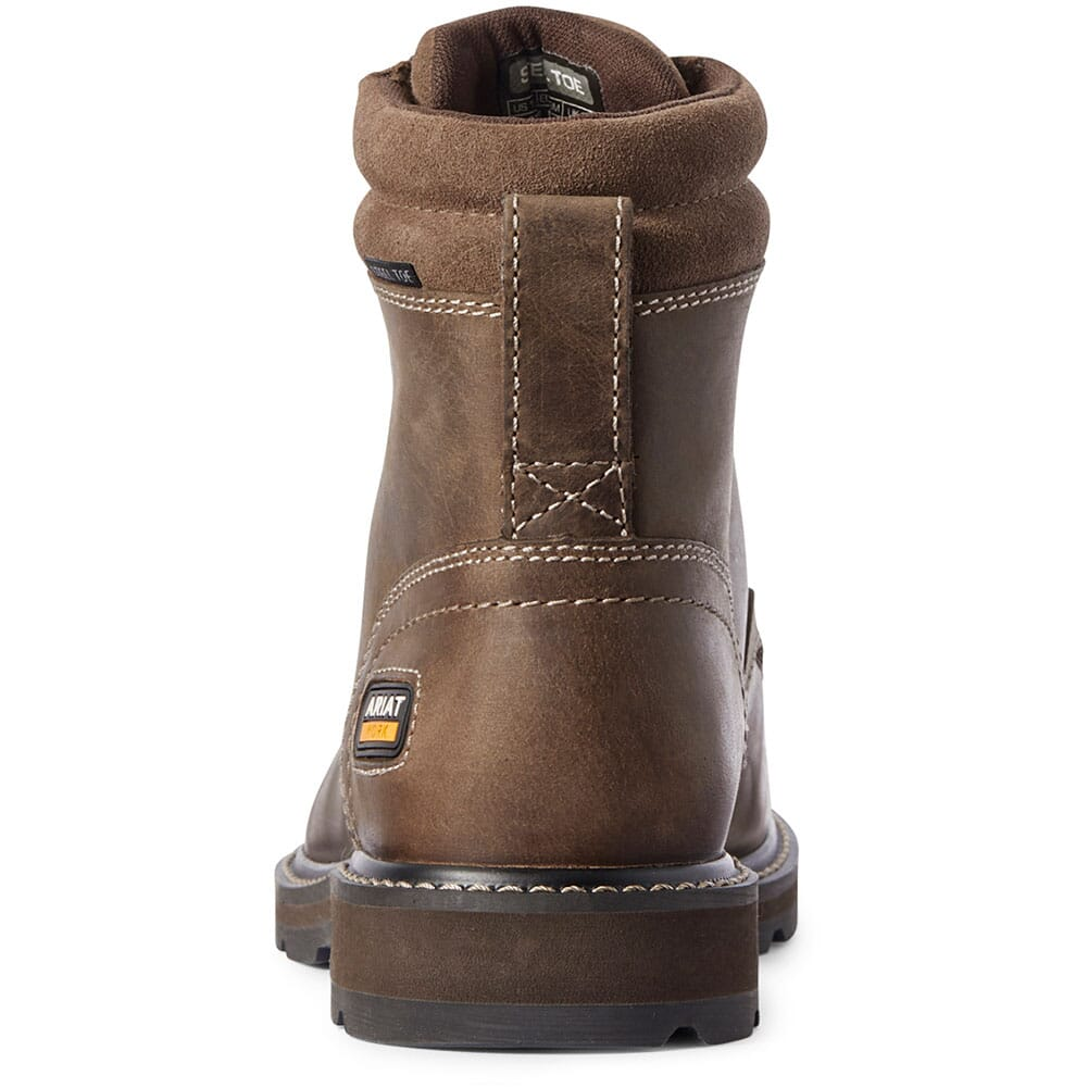 Ariat Women's Rebar Flex WP Safety Boots - Dark Brown