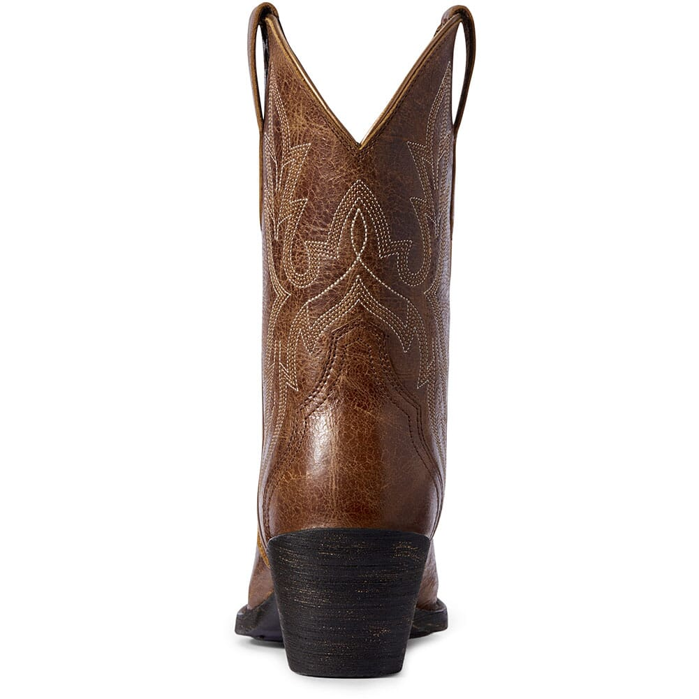 Ariat Women's Round Up Bella Western Boots - Dark Tan