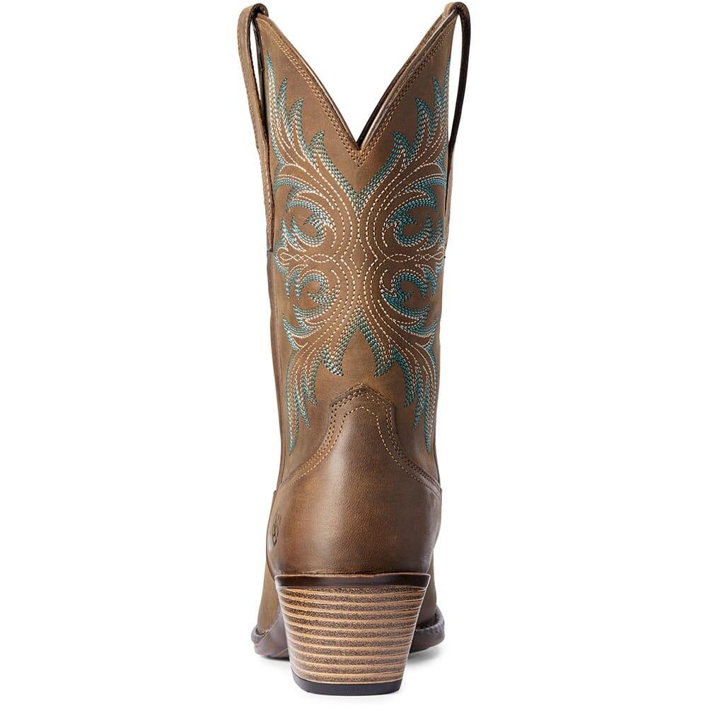 Ariat Women's Runaway Western Boots - Distressed Brown