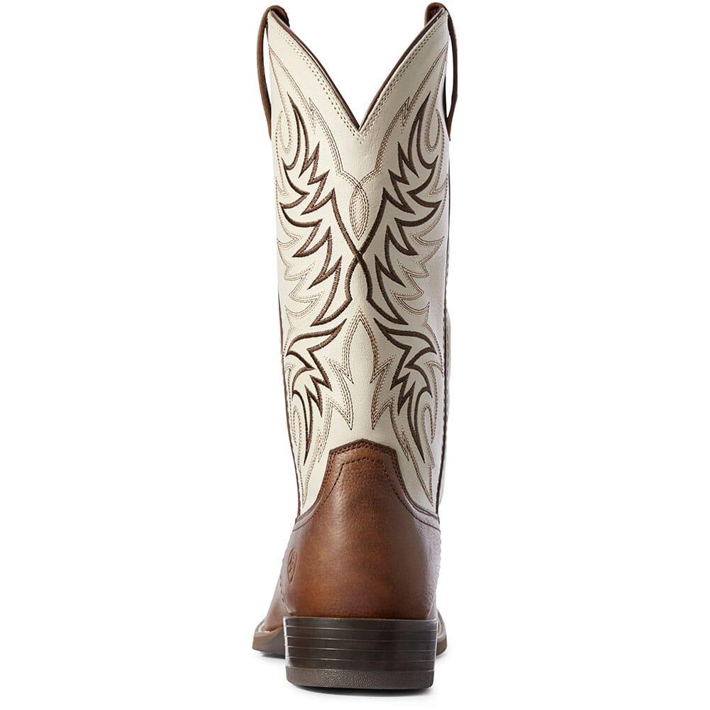 Ariat Men's Sport Horseman Western Boots - Cattail Brown