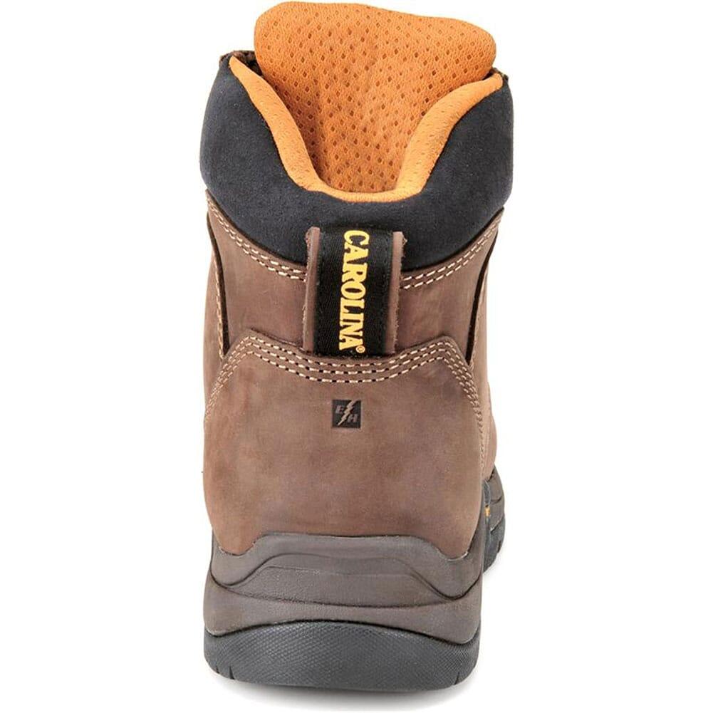 Carolina Women's Metguard Safety Boots - Brown