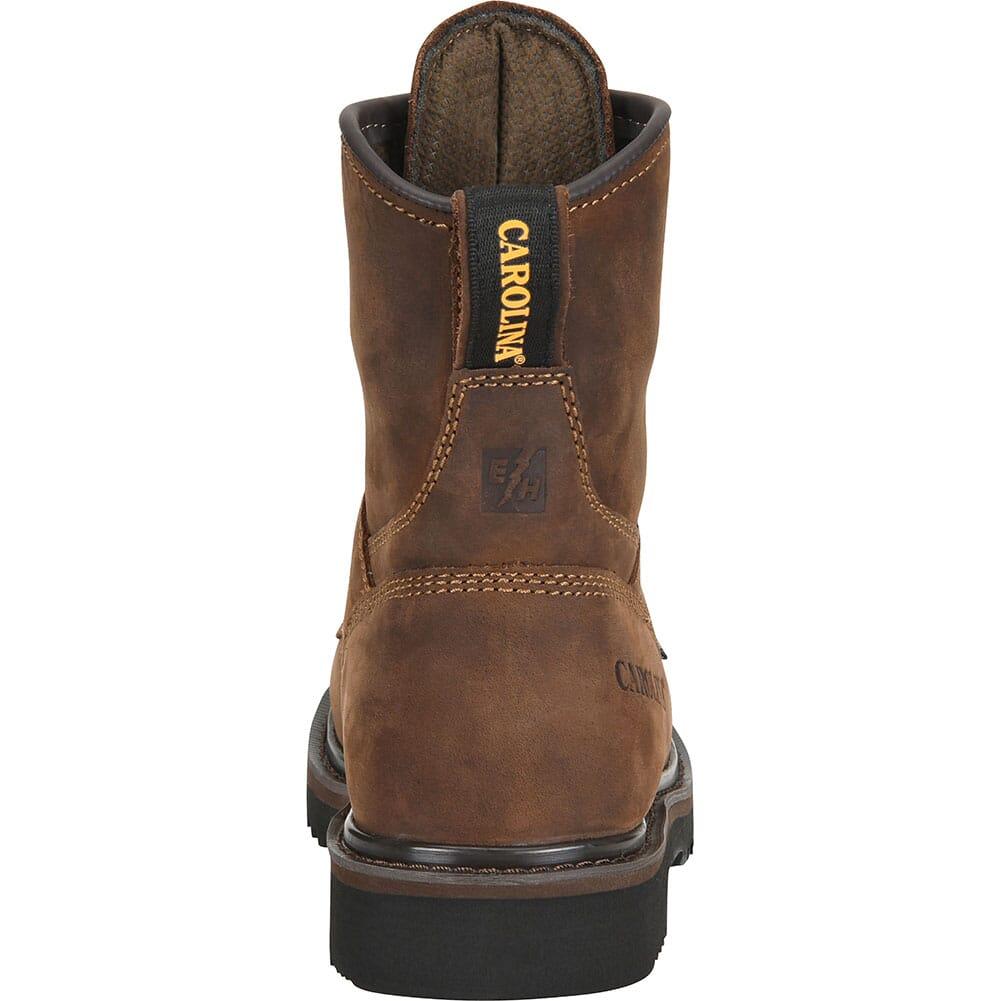 Carolina Kid's 28 Series Jr Western Boots - Mohawk Brown
