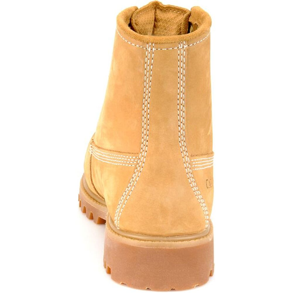 Carolina Men's Oil Resistant Work Boots - Wheat