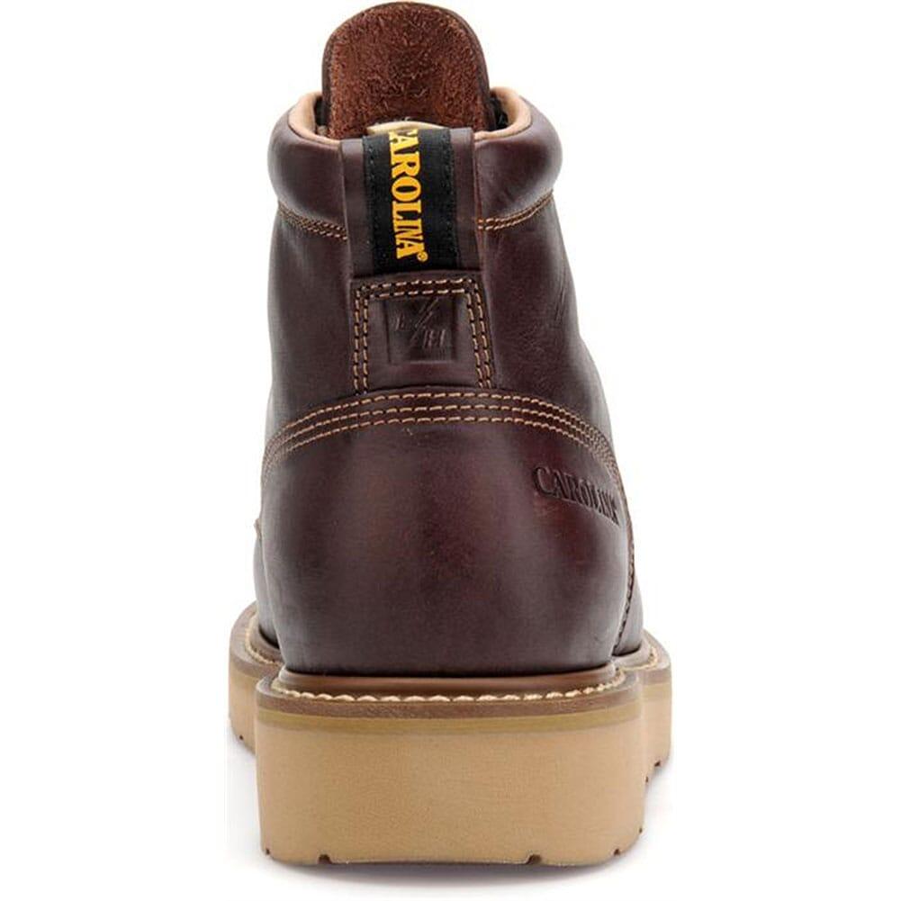 Carolina Men's Wedge Work Boots - Dark Oak