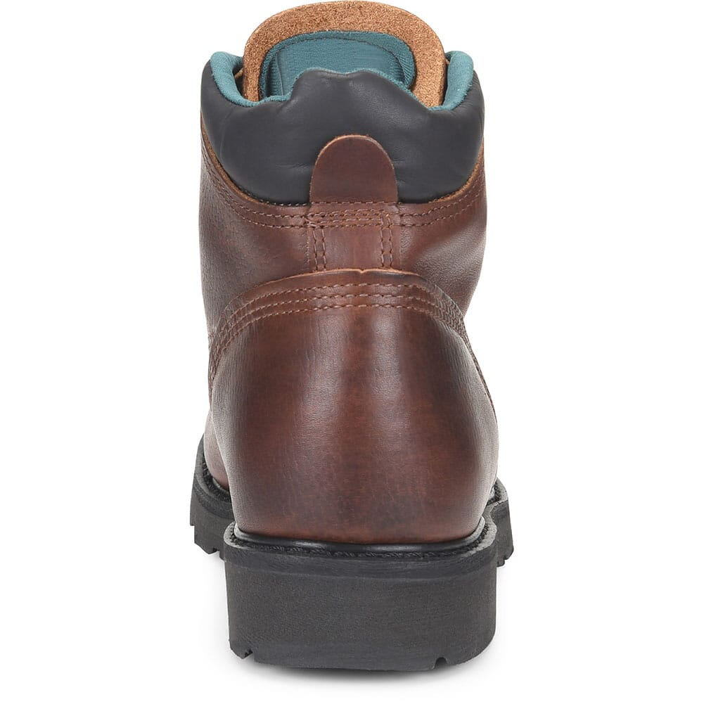 Carolina Men's Sarge Lo Work Boots - Amber Gold